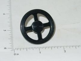 Tonka Utility or Golf Tractor Steering Wheel Replacement Toy Part