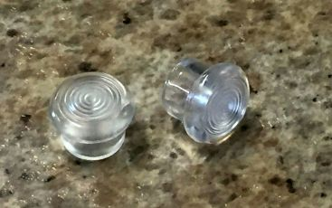 Doepke MG Replacement Plastic Headlight Lenses Only Main Image
