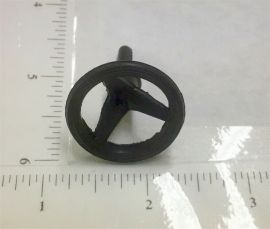 Tonka Rubber Steering Wheel Replacement Toy Part