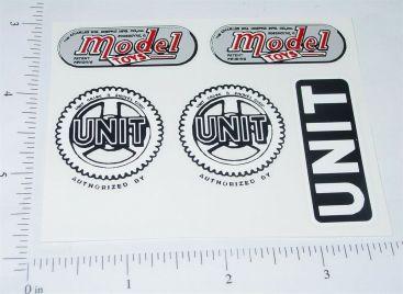 Doepke Unit Crane Sticker Set Main Image