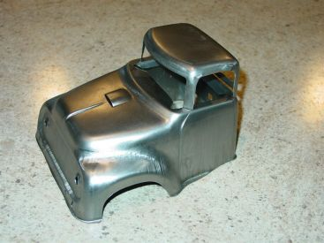 Tonka 1957 Truck Cab w/Hood Scoop Replacement Toy Part Main Image