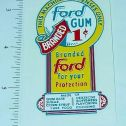 One Cent Ford Gumball Machine Sticker Main Image