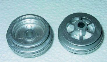 Doepke Jaguar Replacement Wheel Toy Part Main Image