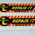Buddy L Repair It Wrecker Style 2 Stickers Main Image