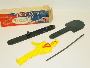 Vintage TAP Dancer Man Toy in Original Box, 1950s Main Image