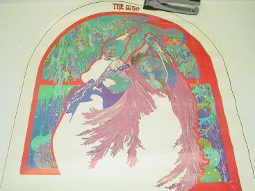 Original THE WHO 1970 US Tour Arch Concert Poster Meisel 24 x 28 #2 Main Image