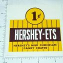 1 Cent Hershey-Ets Vend Sticker Main Image