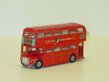 Vintage Dinky Toys Routemaster Bus No. 289, Die Cast Toy Vehicle, Tern Shirts Main Image