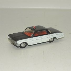 Vintage Corgi Toys Oldsmobile Super 88 County Sheriff, Die Cast Toy Vehicle