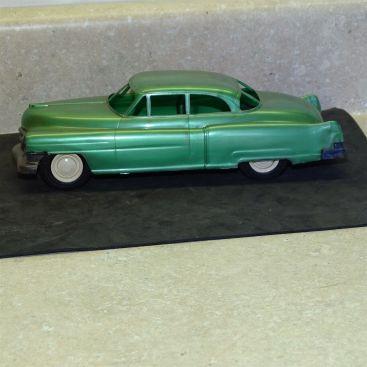 Vintage Plastic Wyandotte 1954 / 55Cadillac Dealer Promo Car, 2 Door Main Image