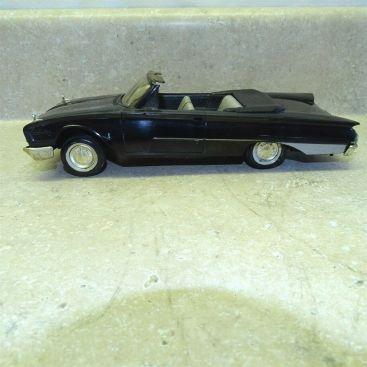 Vintage Plastic 1960 Ford Sunliner Convertible Dealer Promo Car Main Image