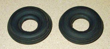 Pair Cox Thimble Drome Champ Replacement Front Tires Main Image