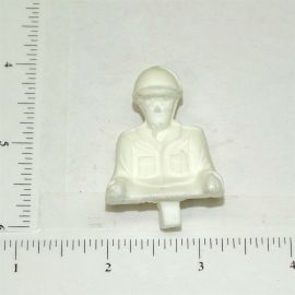 Marx Racing Car Large Plastic Driver Replacement Toy Part