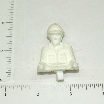 Marx Racing Car Large Plastic Driver Replacement Toy Part Main Image