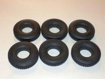 Smith Miller B-Mack Script Herringbone Replacement Tire Toy Part Main Image