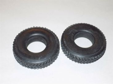 Smith Miller L-Mack Herringbone Replacement Set of 2 Tire Toy Part Main Image