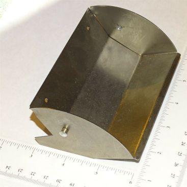Tonka Sanitation Garbage Truck Front Scoop Replacement Toy Part Main Image