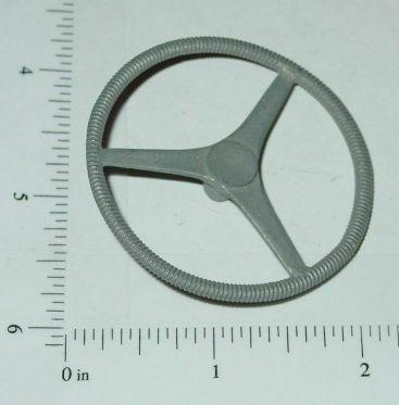 "Custom Cast 3 Spoke 2"" Diameter Steering Wheel Part Main Image"
