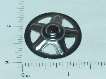 Tonka Set of 4 Later Hub Cap Replacement Toy Parts Main Image